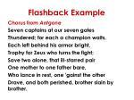 flashback example