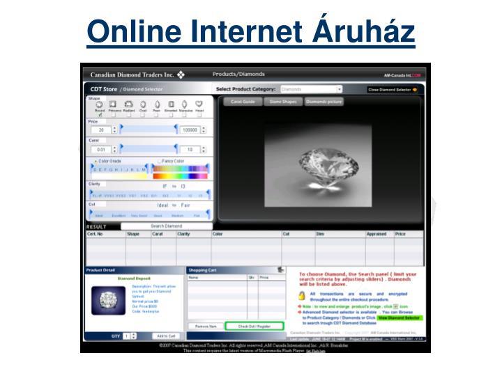 Online Internet