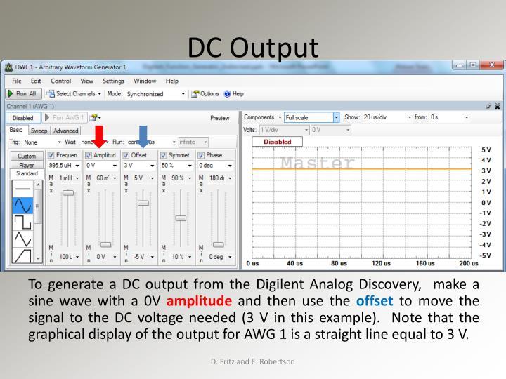 DC Output