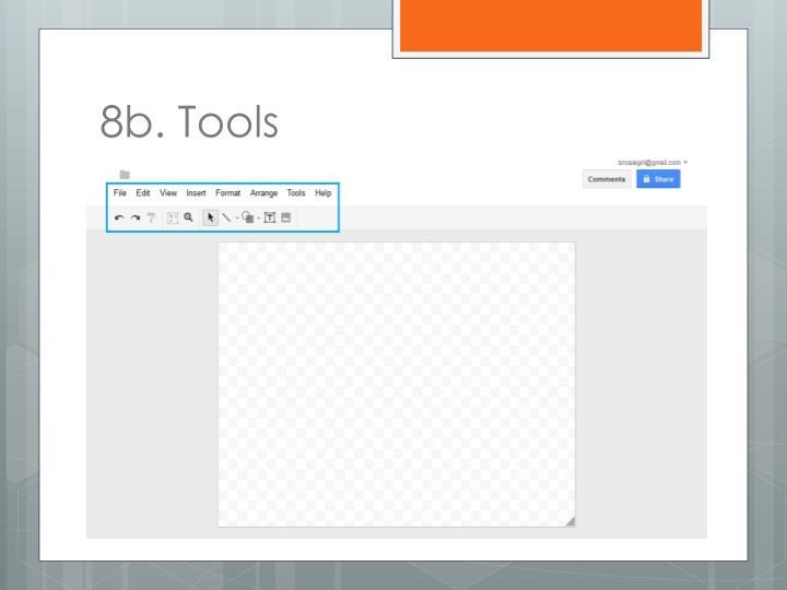 8b. Tools