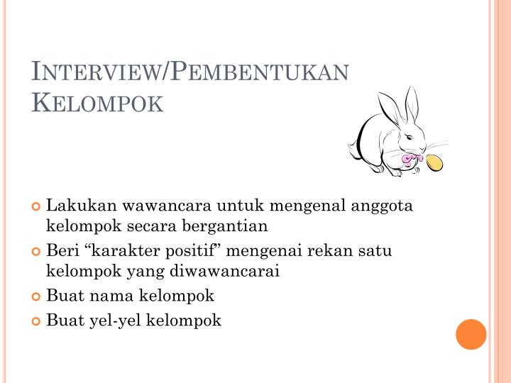 Interview/