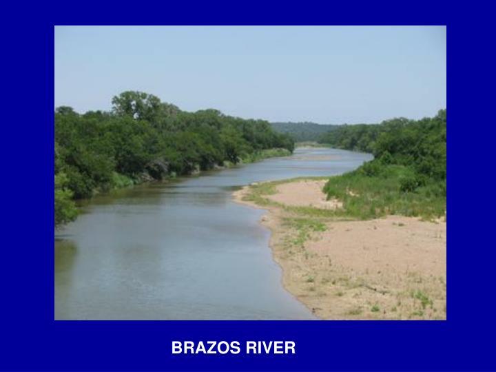 BRAZOS RIVER