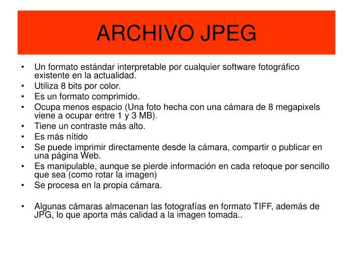 ARCHIVO JPEG