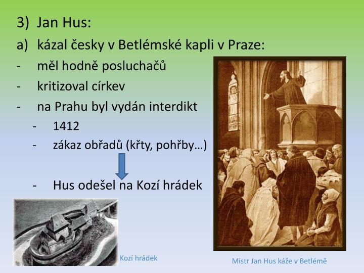 Jan Hus: