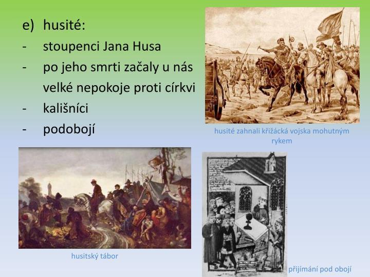 husité: