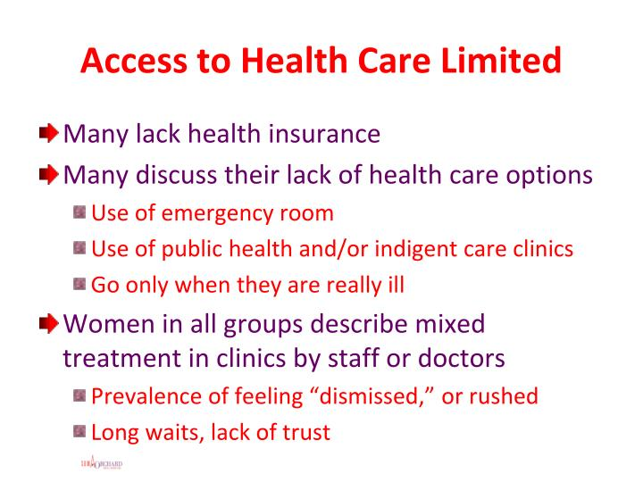 Access to Health Care Limited