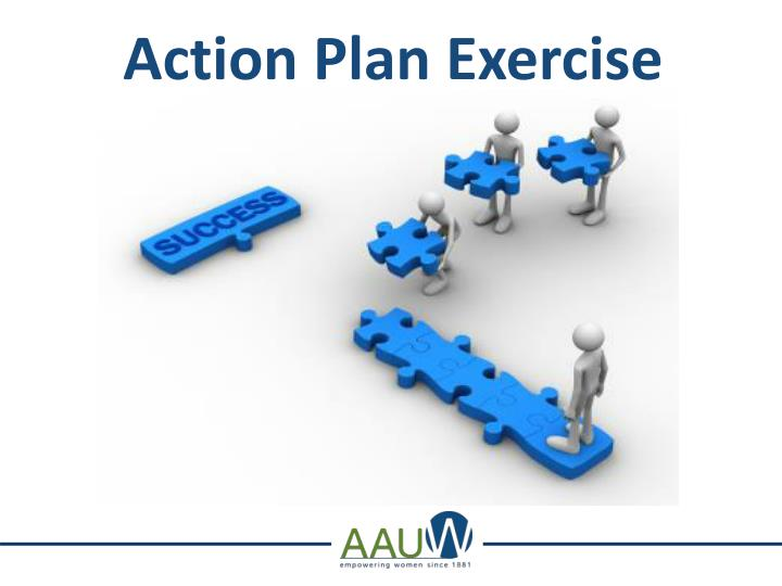 Action Plan Exercise