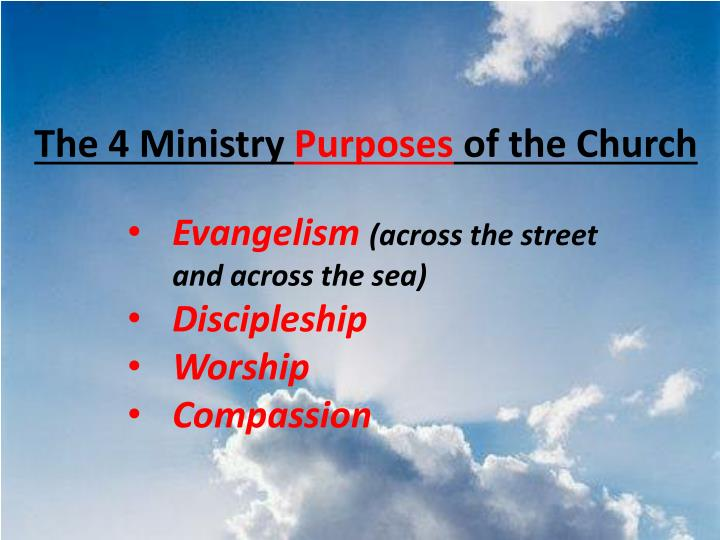 The 4 Ministry