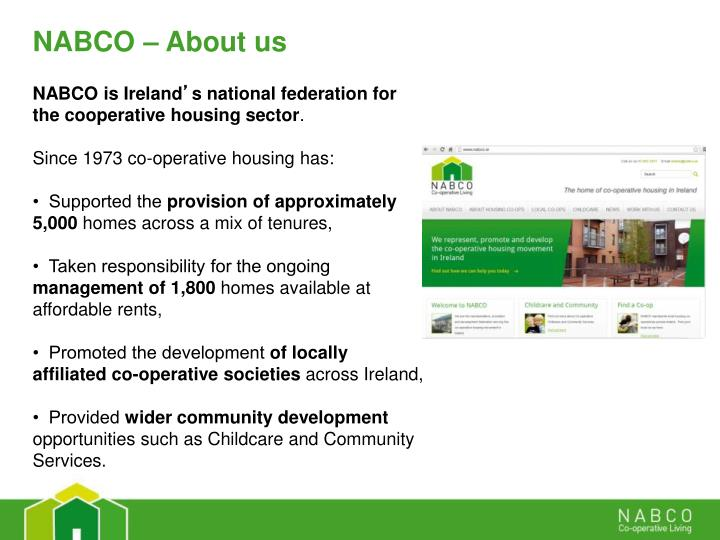 NABCO – About us