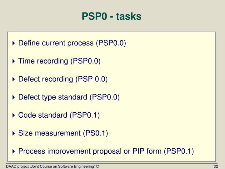 PSP0 - tasks