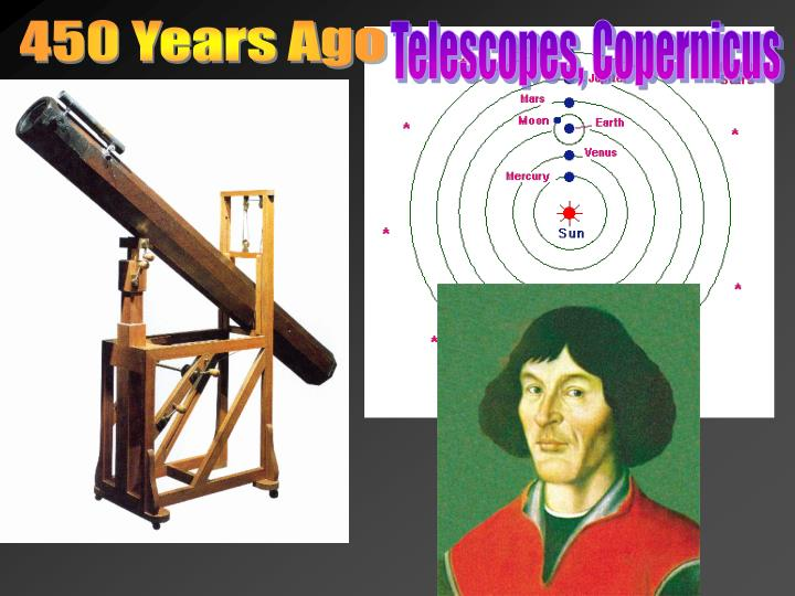 450 Years Ago