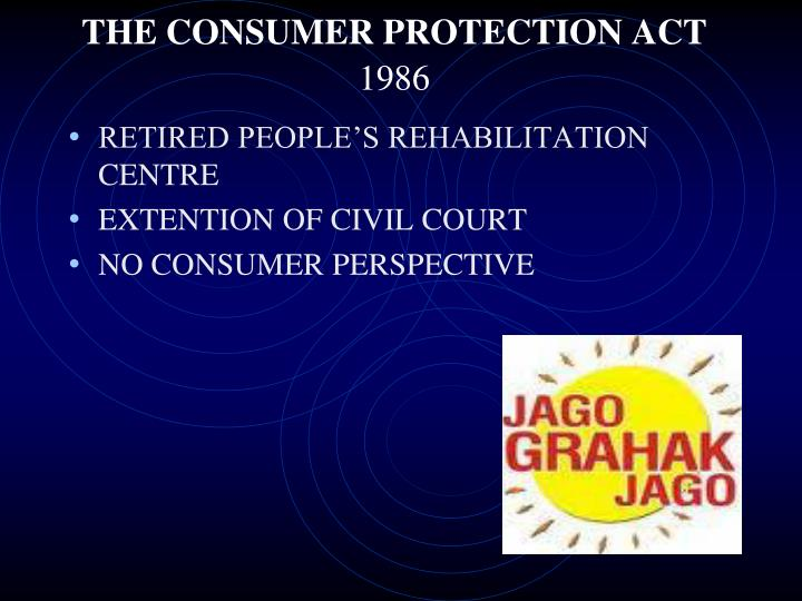 consumer protection act 1986 Virginia consumer protection act § 591-196 title this chapter may be cited as the virginia consumer protection act of 1977 1977, c 635 § 591-197.