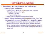 how opengl works1