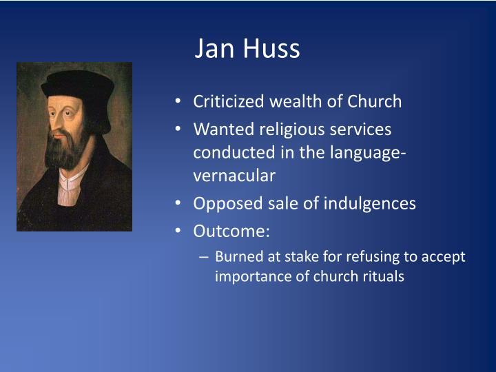 Jan Huss