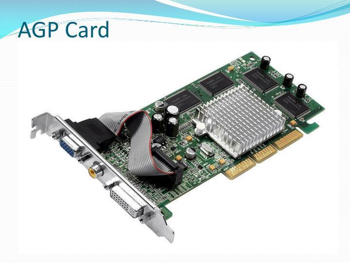 AGP Card
