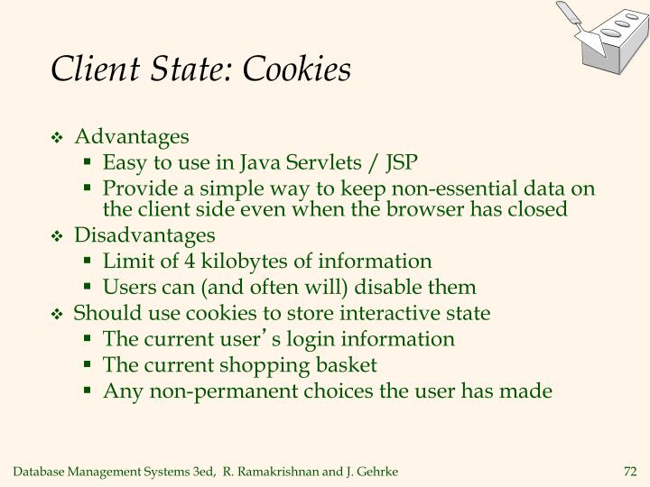 Client State: Cookies