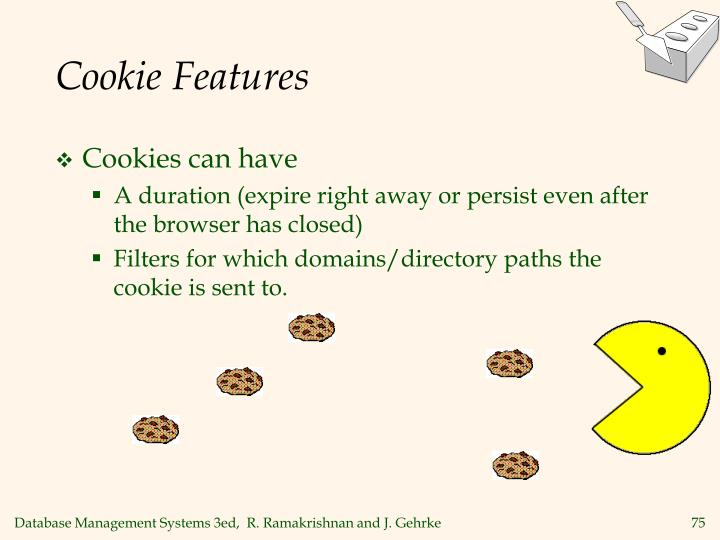 Cookie Features