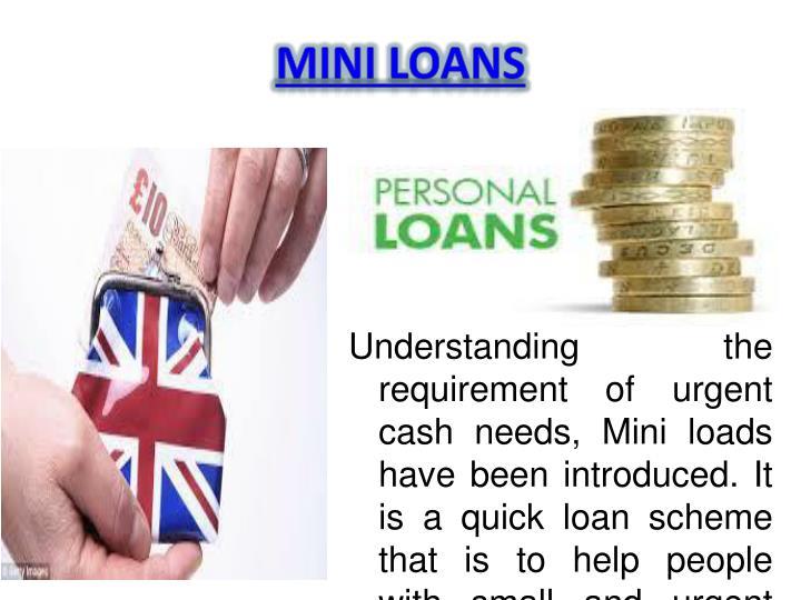 Mini Loans