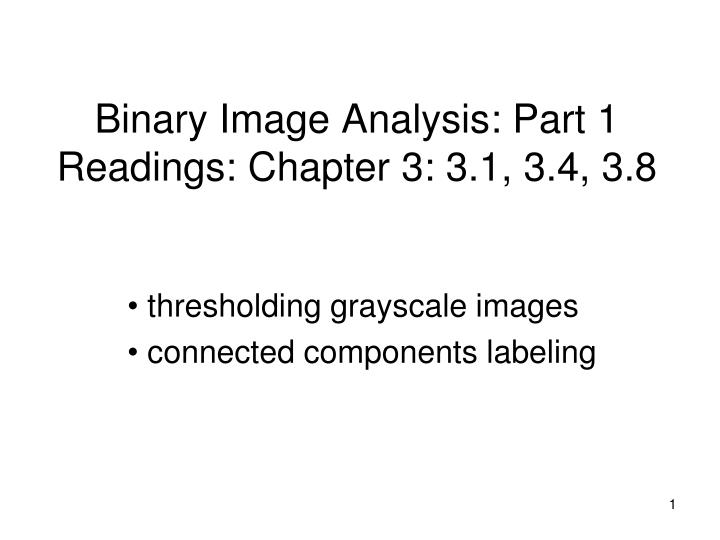 deskewing using binary and grayscale images essay
