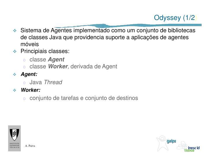 Odyssey (1/2