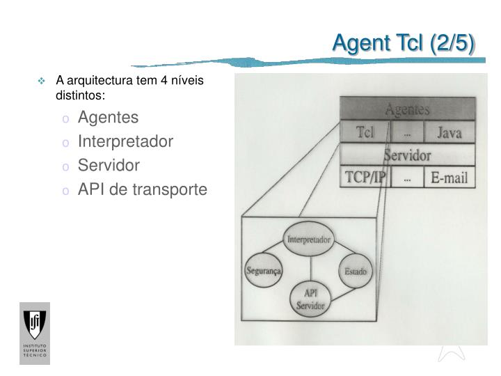 Agent Tcl (2/5)