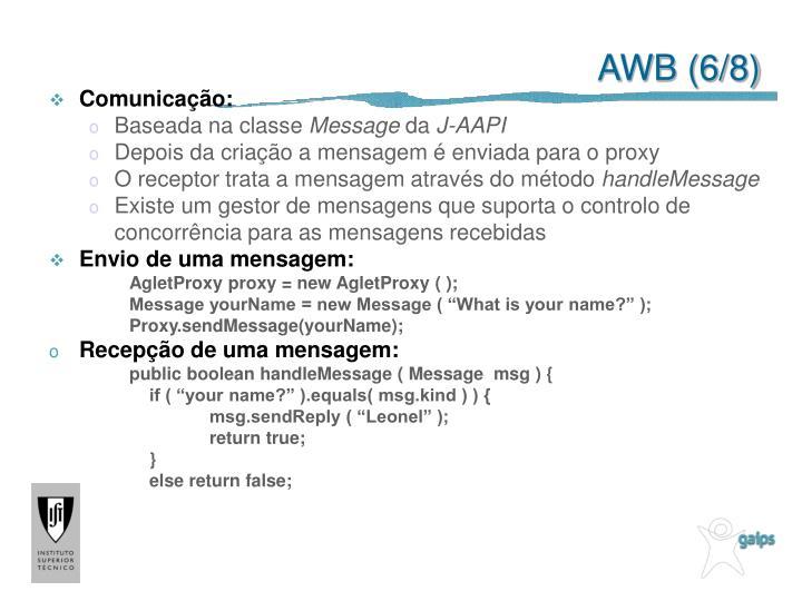 AWB (6/8)