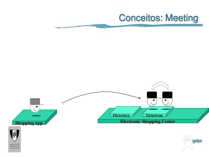 Conceitos: Meeting