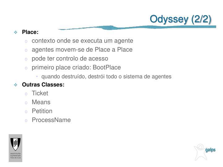 Odyssey (2/2)