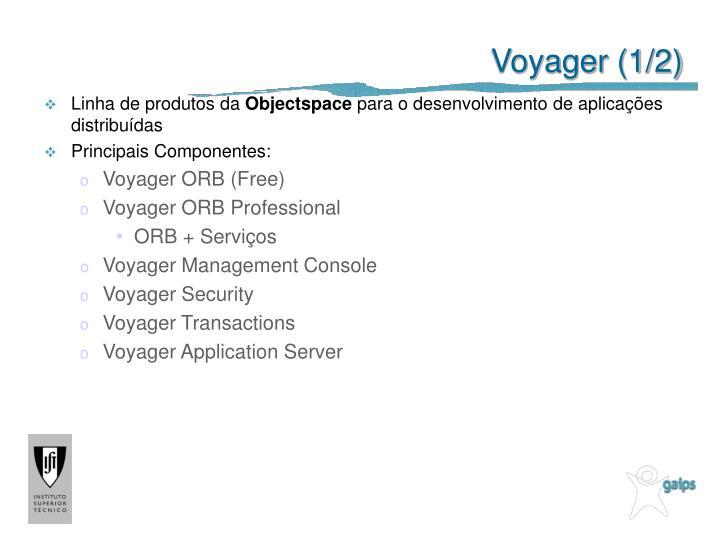 Voyager (1/2)