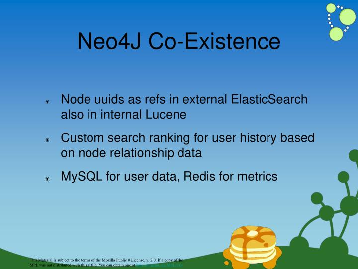 Neo4J Co-Existence