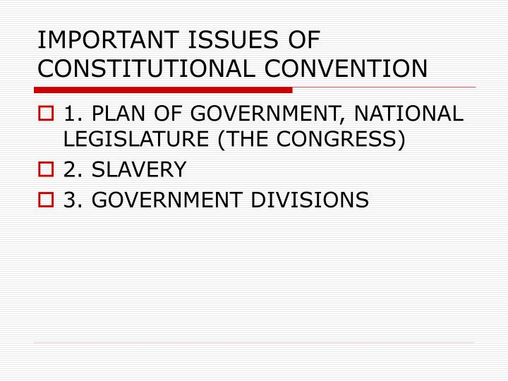 are constitutional conventions necessary Critically evaluate the methods of enforcement and accountability for breaches of constitutional conventions 8  if he believes such an extension to be necessary.