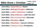 bible alone christian2