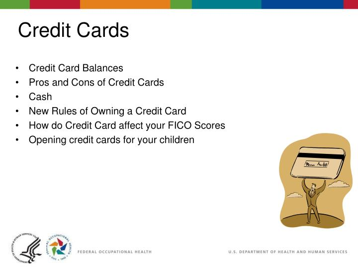Credit Card Balances