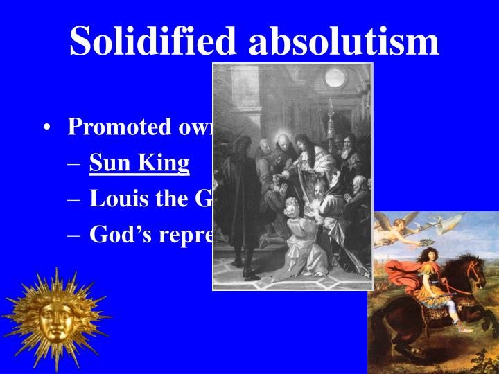Solidified absolutism