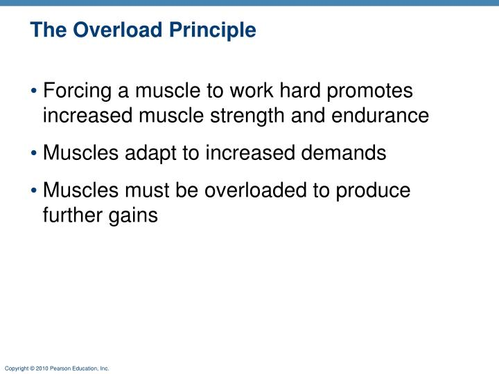 The Overload Principle