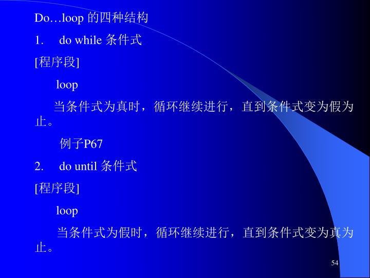 Do…loop