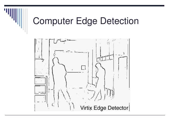 Computer Edge Detection