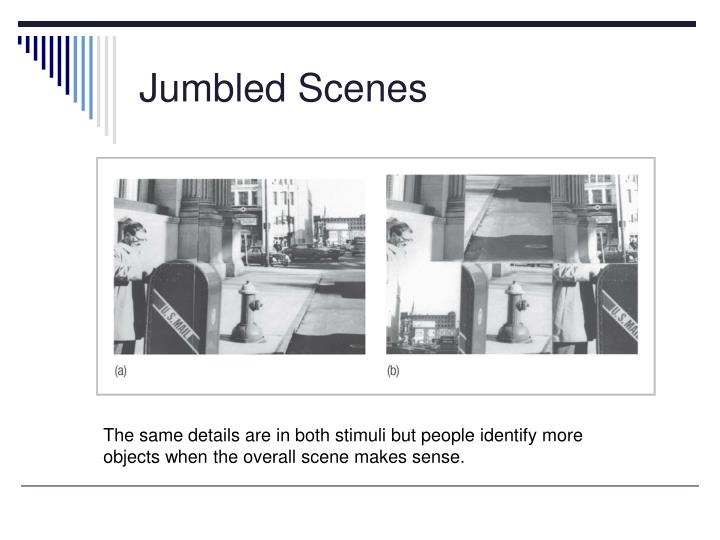 Jumbled Scenes