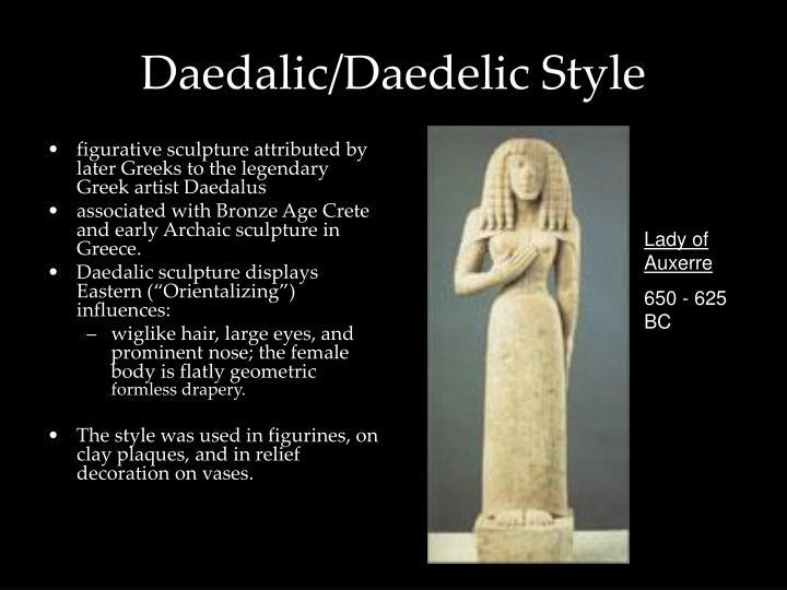Daedalic/Daedelic Style
