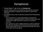kanephoros