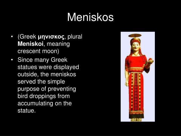 Meniskos