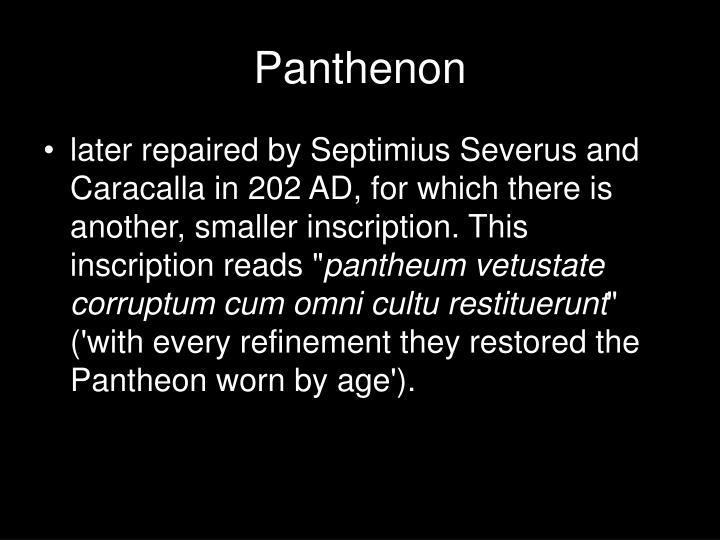 Panthenon