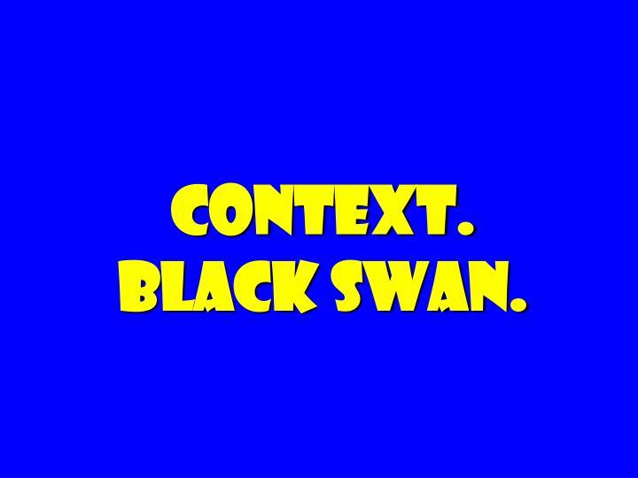 Context.