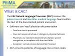 what is cac