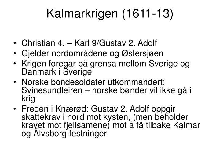 Kalmarkrigen (1611-13)