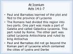 at iconium acts 14 1 71