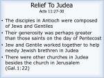 relief to judea acts 11 27 301