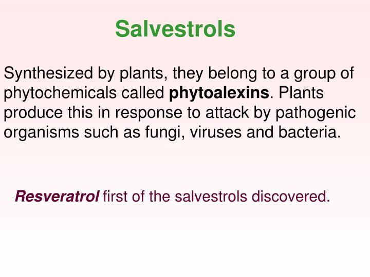 Salvestrols