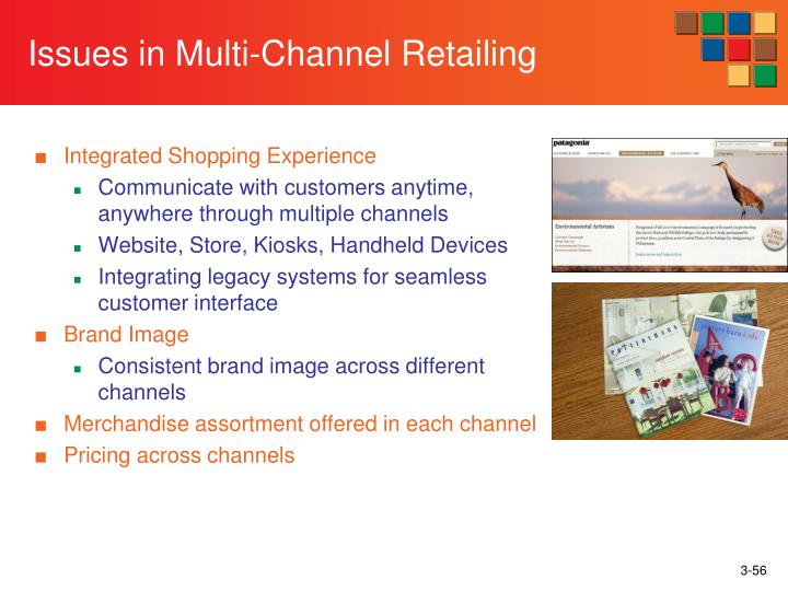 Issues in Multi-Channel Retailing