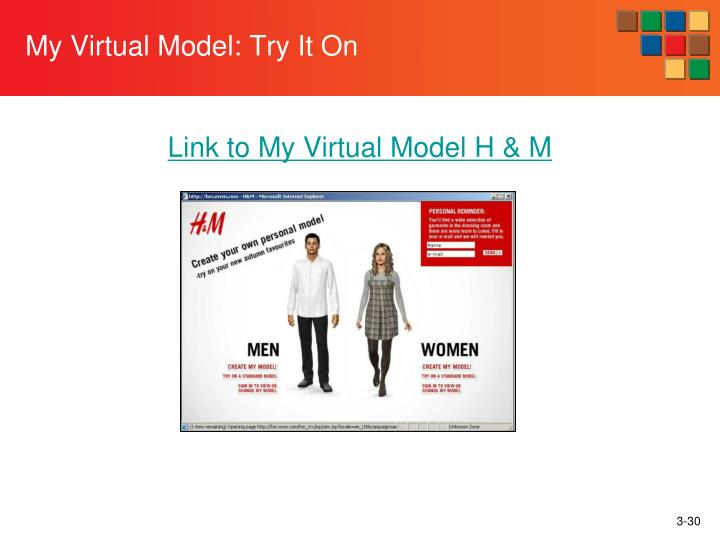 My Virtual Model: Try It On